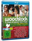 Woodstock [Blu-ray] 3 Days of Peace and Music