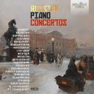 Russian Piano Concertos [15 CD]