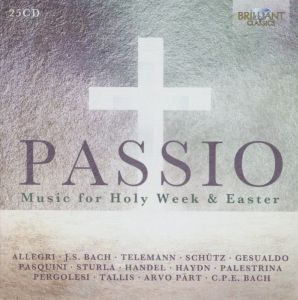 Passio: Music for Holy Week and Easter [25 CD]