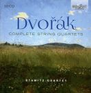 Antonin Dvorak: Complete String Quartets [10 CD]