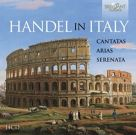 Georg Frideric Handel in Italy: Cantatas, Arias, Serenata [14 CD]