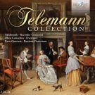 Georg Philipp Telemann Collection [10 CD]