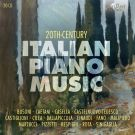 20th Century Italian Piano Music [20 CD]