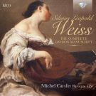 Silvius Leopold Weiss: The Complete London Manuscript [12 CD]