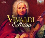 Antonio Vivaldi Edition [66 CD]