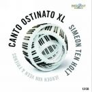 Simeon ten Holt: Canto Ostinato XL [12 CD]