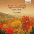 Czech String Quartets [15 CD] Dvorak, Smetana, Martinu, Janacek