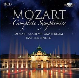 Wolfgang Amadeus Mozart: Complete Symphonies [11 CD]