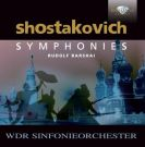 Dmitrij Szostakowicz: The Complete Symphonies [11 CD]