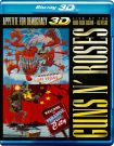 Guns N' Roses [Blu-ray 3D + 2D] Appetite For Democracy