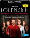Richard Wagner [4K Ultra HD Blu-ray] Lohengrin