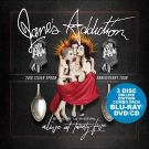 Jane's Addiction [Blu-ray + DVD + CD] Alive At Twenty-Five