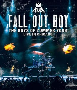 Fall Out Boy [Blu-ray] The Boys of Zummer Tour