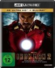 Iron Man 2 [4K Ultra HD Blu-ray + Blu-ray]