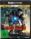 Iron Man 3 [4K Ultra HD Blu-ray + Blu-ray]