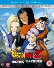 Dragon Ball Z: Filmy [Blu-ray + DVD] The History of Trunks / Bardock the Father of Goku