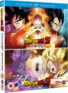 Dragon Ball Z: Filmy [2 Blu-ray] Battle of Gods / Resurrection 'F'