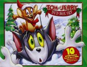 Tom i Jerry [10 DVD] Filmy + Serial