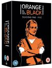 Orange Is The New Black [20 DVD] Sezony 1-5
