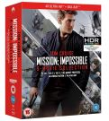 Mission: Impossible [6 Ultra HD Blu-ray 4K + 6 Blu-ray + Bonus] Kolekcja filmów