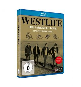 Westlife [Blu-ray] The Farewell Tour: Live at Croke Park