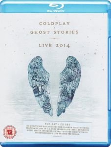 Coldplay [Blu-ray + CD] Ghost Stories