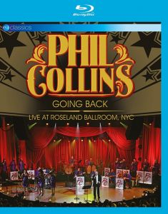 Phil Collins [Blu-ray] Going Back