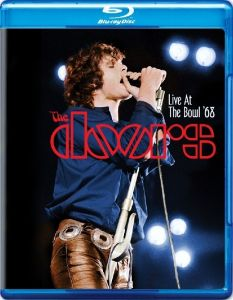 The Doors [Blu-ray] Live At The Bowl '68