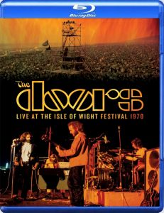 The Doors [Blu-ray] Live At The Isle Of Wight Festival 1970