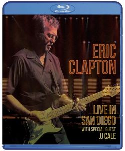 Eric Clapton [Blu-ray] Live in San Diego
