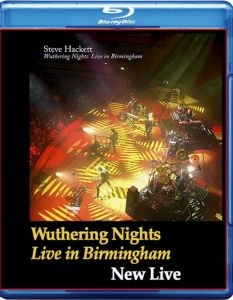Steve Hackett [Blu-ray] Wuthering Nights
