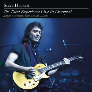 Steve Hackett [Blu-ray] The Total Experience