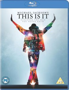 Michael Jackson [Blu-ray] This Is It