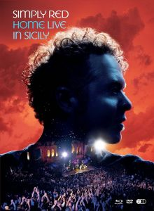 Simply Red [Blu-ray + DVD + 2CD] Home: Live in Sicily