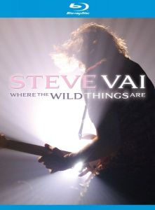 Steve Vai [2 Blu-ray] Where the Wild Things Are