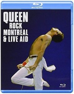 Queen [Blu-ray] Rock Montreal and Live Aid