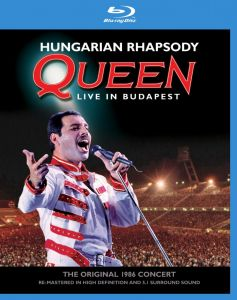 Queen [Blu-ray] Hungarian Rhapsody