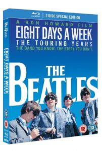 The Beatles [2 Blu-ray] Eight Days A Week /Deluxe/