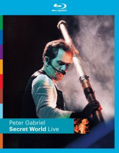 Peter Gabriel [Blu-ray] Secret World Live
