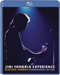 Jimi Hendrix Experience [Blu-ray] Electric Church