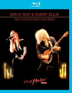 Brian May and Kerry Ellis [Blu-ray + CD] The Candlelight Concerts