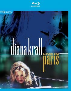 Diana Krall [Blu-ray] Live In Paris