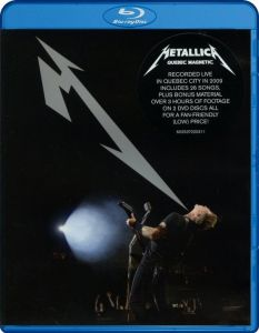 Metallica [Blu-ray] Quebec Magnetic