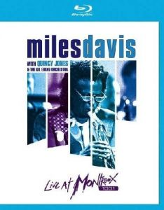 Miles Davis with Quincy Jones and the Gil Evans Orchestra [Blu-ray] Live At Montreux