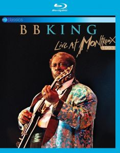 B.B. King [Blu-ray] Live At Montreux