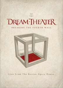 Dream Theater [Blu-ray] Breaking the Fourth Wall