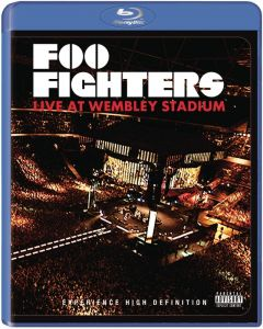 Foo Fighters [Blu-ray] Live At Wembley Stadium