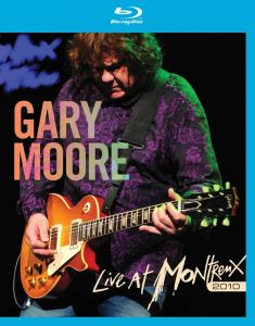 Gary Moore [Blu-ray] Live At Montreux