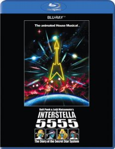 Daft Punk and Leiji Matsumoto [Blu-ray] Interstella 5555