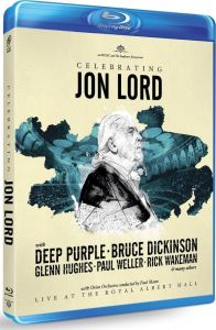 Celebrating Jon Lord [Blu-ray] Deep Purple and Friends